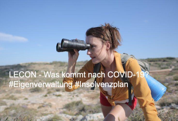 Was kommt nach COVID-19 –LECON hilft Ihnen dabei
